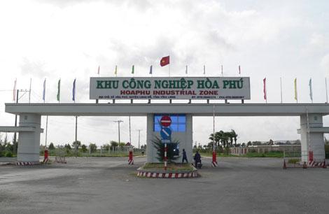 Khu Công nghiệp Hòa Phú