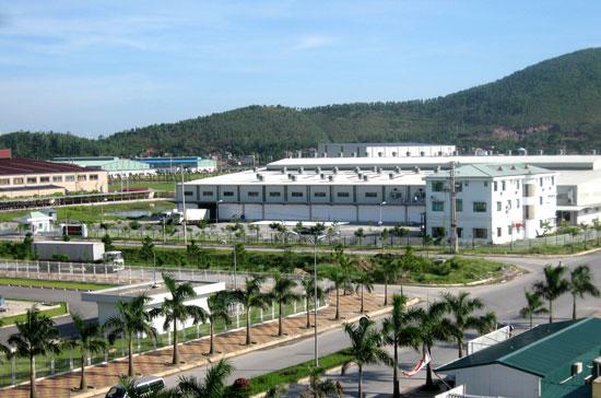 Thông tin khu Công nghiệp An Định