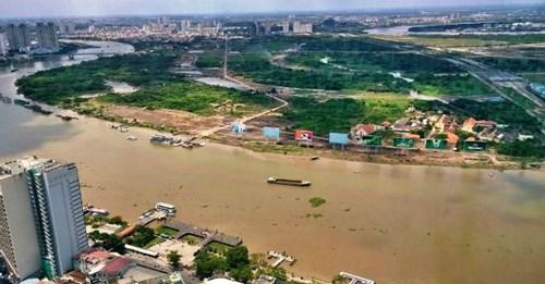 Khu đô thị Thủ Thiêm: Thà chậm chứ không để phá vỡ quy hoạch