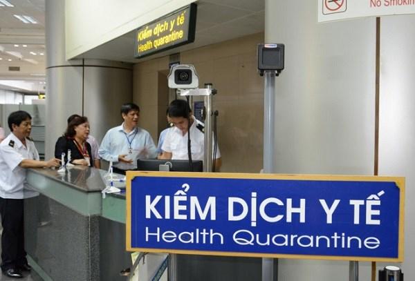Quy định kiểm dịch y tế đối với hàng hóa