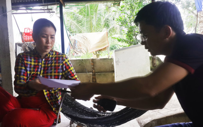 Ngư dân Kiên Giang làm thủ tục kiện cảnh sát biển Thái Lan