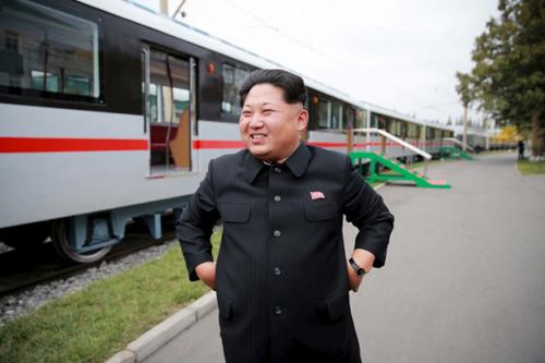 lanh dao trieu tien kim jong-un. anh:business insider