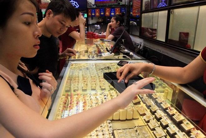 Hiện nay khoảng 3-8% lượng vàng trên thị trường không đủ tuổi