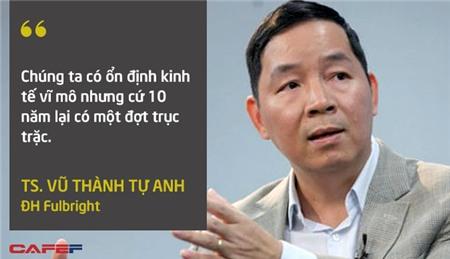 'Lời nguyền' chu kỳ khủng hoảng 10 năm của Việt Nam được nhìn nhận như thế nào?