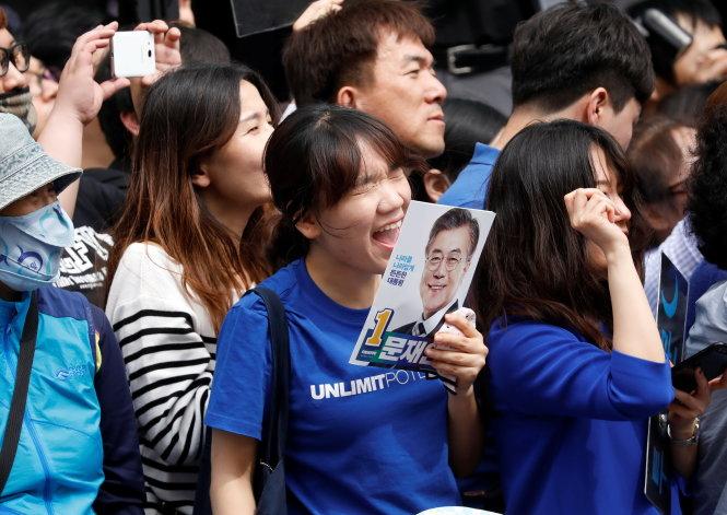 10 điều thú vị về bầu cử tổng thống Hàn Quốc