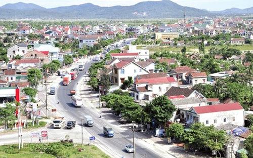 Hà Tĩnh được lấy hơn 22 ha đất lúa xây khu đô thị