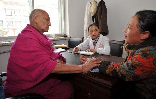 Kỳ bí y thuật Tây Tạng: Độc đáo y lý