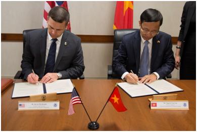 Hải quan Việt Nam và Hoa Kỳ cam kết thúc đẩy hoàn tất đàm phán Hiệp định hợp tác hải quan