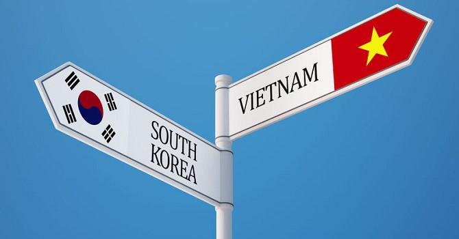 Xuất khẩu sang Hàn Quốc – thị trường có tốc độ tăng mạnh đứng thứ ba