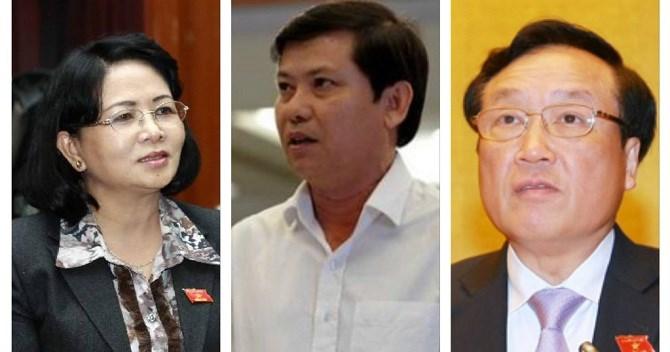 Chân dung 3 lãnh đạo cấp cao vừa được Quốc hội bầu