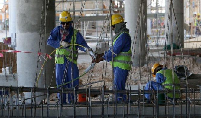 Lao động châu Á mắc kẹt tại Saudi do khủng hoảng