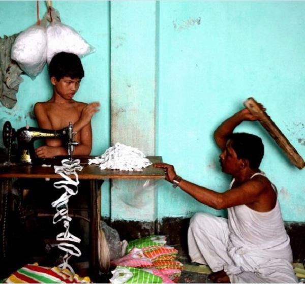 Lao động giá rẻ trong ngành công nghiệp thời trang - nơi tuổi thơ là những cơn ác mộng