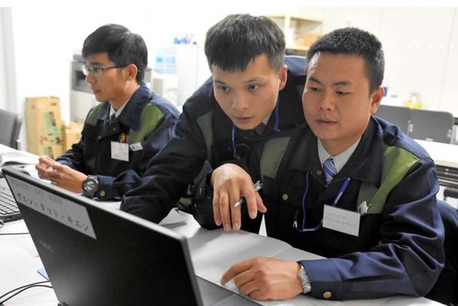 Lao động Việt có tay nghề cao được trọng dụng ở Nhật