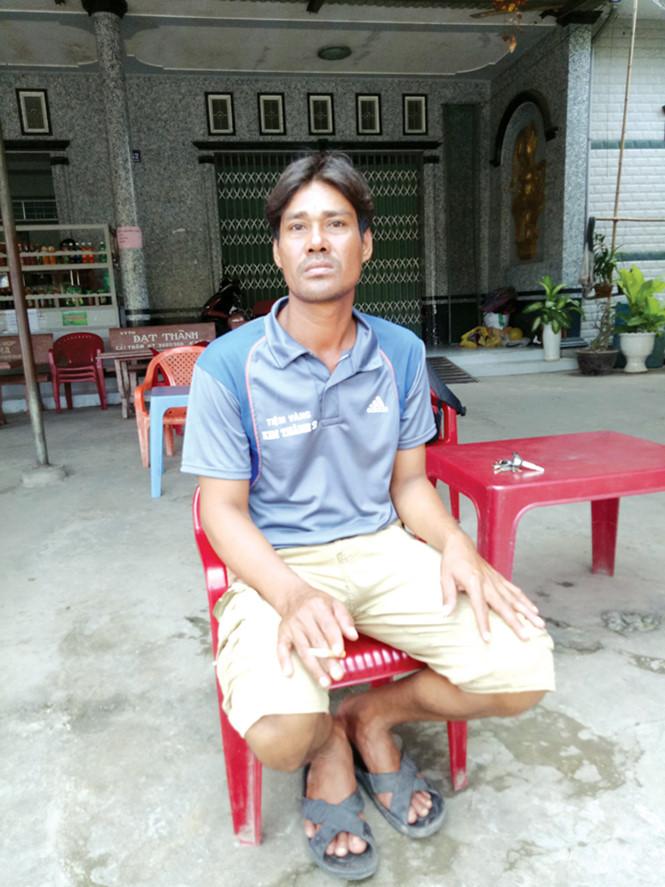ong son phal ngoi cho nguoi than.