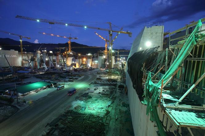 Lào sắp xây đập thứ 4 trên sông Mê Kông