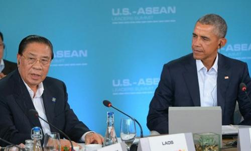 GS Vuving: 'Hợp tác Mỹ - ASEAN là nước cờ vây ngăn Trung Quốc ở Biển Đông'