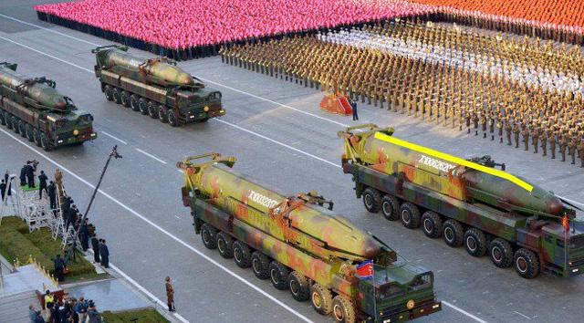 Lầu Năm Góc biết gì về hạt nhân và tên lửa Triều Tiên?