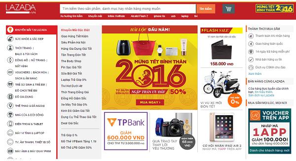 CEO Lazada Việt Nam: Chúng tôi chưa cạn vốn và sẽ không rời khỏi thị trường