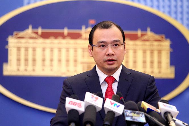 Phản đối Trung Quốc lên kế hoạch tập trận ở Hoàng Sa