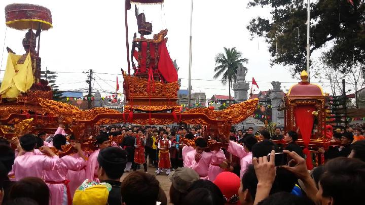 Video - Lễ Hội Việt Nam: Ấn Tượng Lễ Hội Làng Chúc Sơn