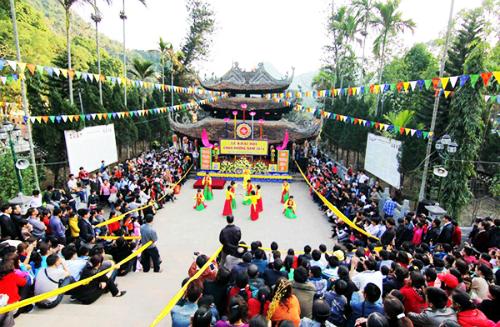 Những lễ hội đầu xuân của Việt Nam