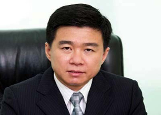 nguyen tong giam doc navibank le quang tri . anh: vnmoney.