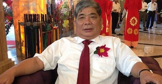 ong le thanh than, chu tich tap doan muong thanh (anh vietnamnet).
