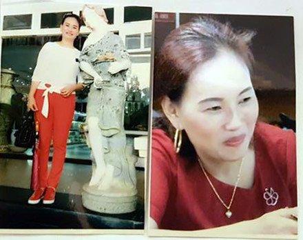 doi tuong le thi hue. anh: bao cong ly.