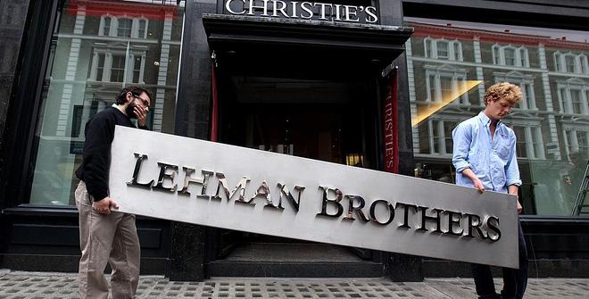 Lehman Brothers và vụ sụp đổ chấn động thị trường thế giới năm 2008