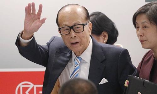 Người giàu nhất Hong Kong sẽ nghỉ hưu vào năm sau