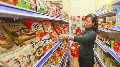 Lo ngại khi nhập siêu từ Hàn Quốc tăng nhanh