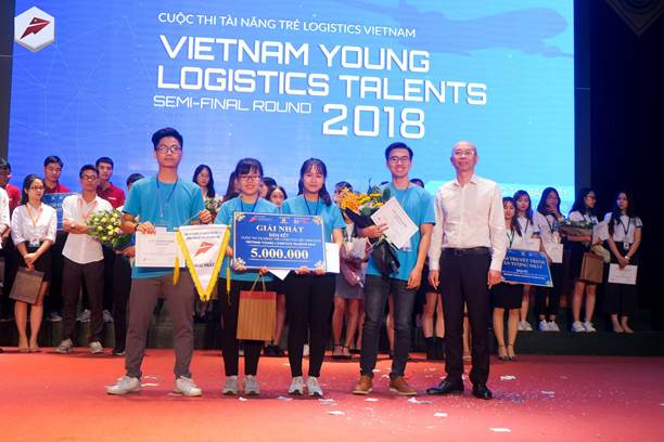 viet nam young logistics talents 2018