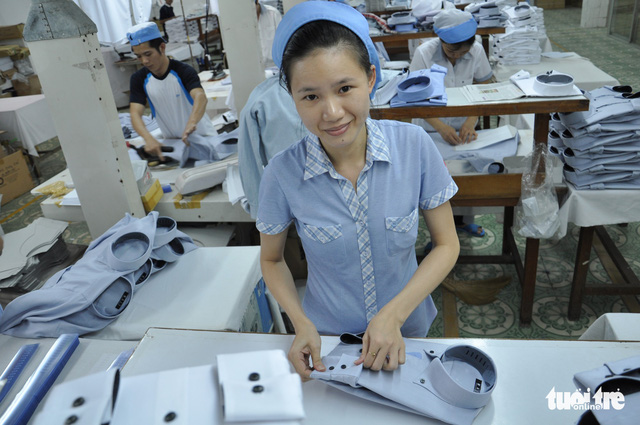 Quần áo phải công bố hàm lượng formaldyhyde và amin thơm