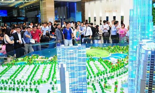 10 lý do giới đầu tư địa ốc đổ tiền vào chung cư