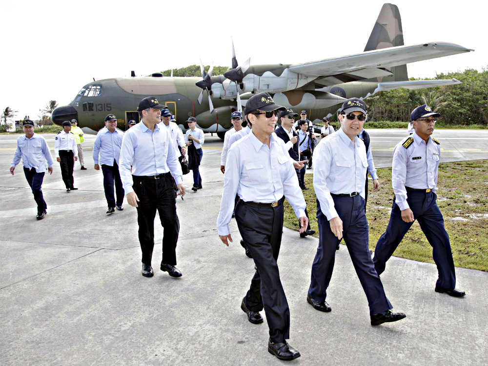 Mã Anh Cửu đến đảo Ba Bình: Hợp tác ngầm Trung Quốc - Đài Loan?