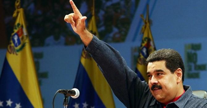 Venezuela tập trận lớn nhất trong lịch sử