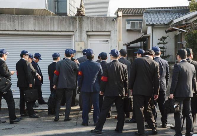 Đại chiến mafia Nhật