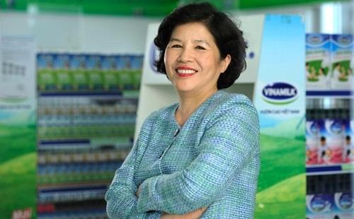 Bà Mai Kiều Liên rời ghế Chủ tịch Vinamilk