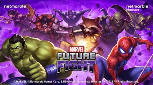 tua game marvel future fight cua netmarble da duoc tai ve hon 50 trieu lan. anh: venturebeat.com