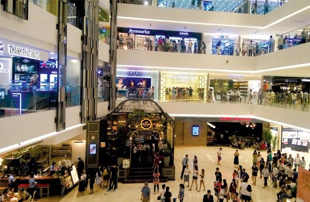 Kinh doanh mặt bằng bán lẻ: Vẫn chưa hết hấp dẫn