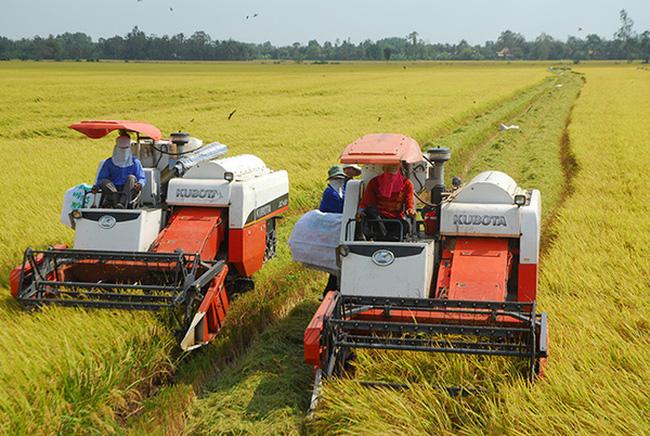 Máy móc nông nghiệp có thuộc đối tượng chịu thuế giá trị gia tăng?