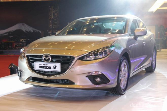 Bộ Công thương khuyến cáo người dùng xe Mazda 3 về đèn báo lỗi động cơ