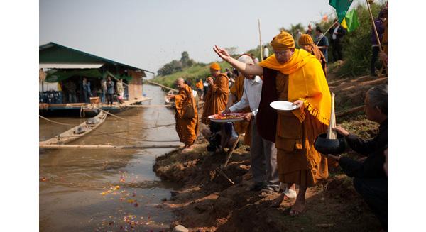 Đập trên hạ lưu sông Mê Kông: Cuộc khủng hoảng nước xuyên biên giới