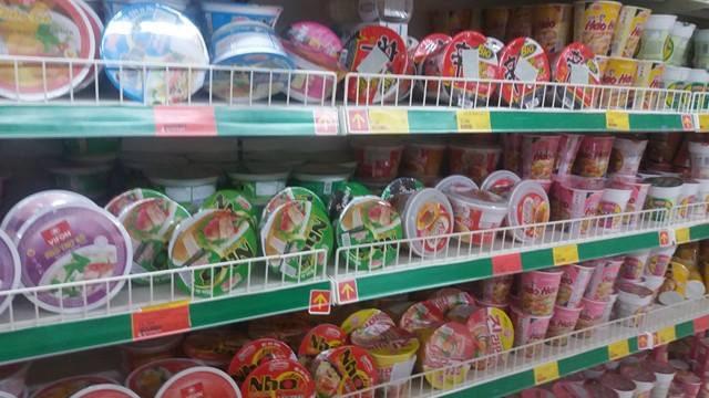 Thị trường mì gói Việt thay đổi thế nào trong năm qua