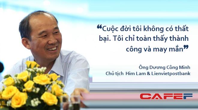 Dương Công Minh – ông chủ giàu có và đầy bí ẩn của Him Lam và Ngân hàng Liên Việt