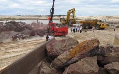 Cần 14.500 tỷ VND 'đánh thức' mỏ sắt 35 tỷ USD