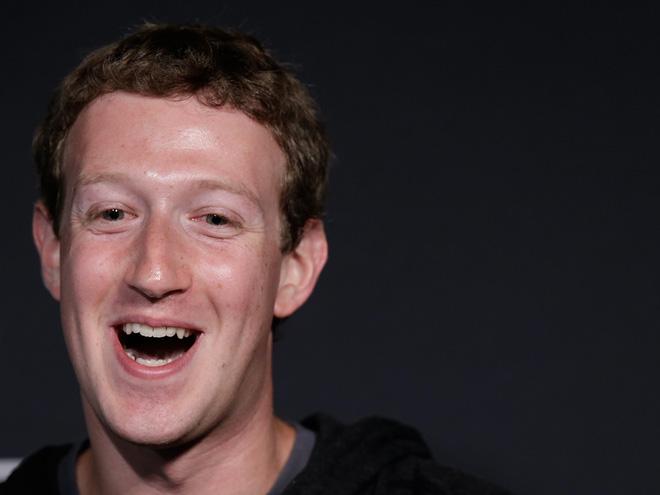 """""""Mỏ vàng"""" quảng cáo di động giúp Facebook tăng gấp rưỡi doanh thu"""