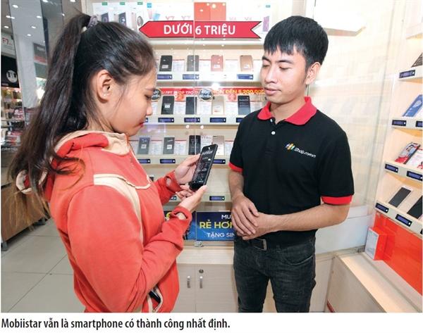 Thi truong smartphone Viet Nam: Thach thuc den tu Trung Quoc