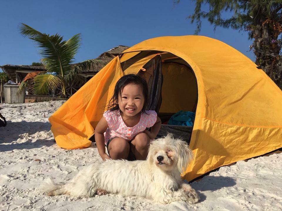 Lều Việt, một thương hiệu uy tín của các hoạt động ngoài trời