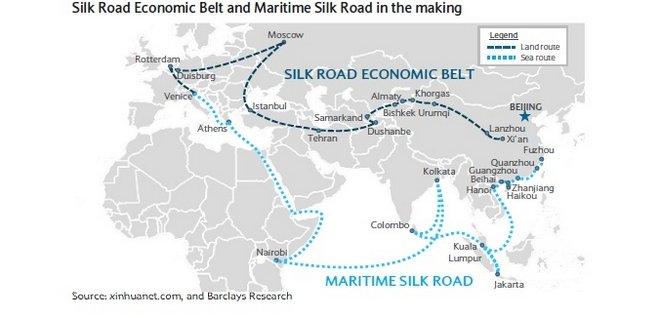 """Trung Quốc nguy cơ giống Liên Xô nếu thất bại chiến lược """"Vành đai, con đường""""?"""
